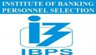 IBPS RRB PO result 2017: Prelims result of CWE VI officers scale I announced
