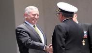 US Defense Secretary Mattis arrives in Kabul