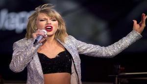 Taylor Swift's political colour irks Donald Trump