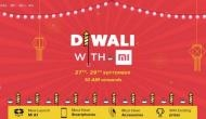 Xiaomi Diwali sale: Offers on Redmi Note 4, Redmi 4, Mi A1 begins with the pomp and show