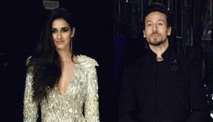Tiger Shroff and Disha Patani's pool pictures are setting our screen on fire