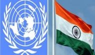 India reiterates commitment to goal of a nuclear weapons free world