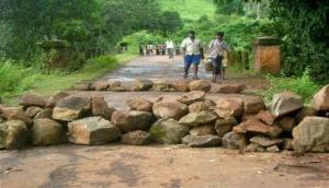 Malkangiri stone quarry blast: Two dead, one injured