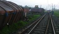 Train derailed in Delhi, no passenger injured