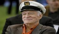 उम्र में 60 साल छोटी क्रिस्टीना से तीसरी शादी करने वाले प्लेबॉय के संस्थापक ह्यूग हेफनर का निधन