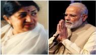 PM Narendra Modi wishes 'long and healthy life' to Lata Mangeshkar