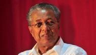 PM ignoring Kerala: Pinarayi Vijayan
