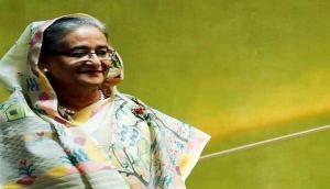 Bangladesh PM Sheikh Hasina to attend Test match in Eden Gardens