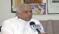 Government confused development can be done through welfare schemes: Yashwant Sinha