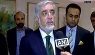 Taking potshot at Pakistan, Abdullah says Afghanistan has never differentiated between good and bad terrorists