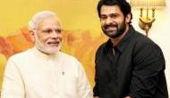 Prabhas invites fans to join PM Narendra Modi's Swachhata Hi Seva movement