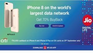 Jio का जबर्दस्त ऑफर लें और iPhone 8 के बेहद कम दाम दें
