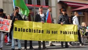 Baloch activists protest against China-Pakistan nexus in Germany