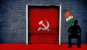 To give the BJP a good fight, CPI(M) debates joining hands with Congress again