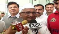 Anna Hazare said 'I am fakeer, have no demands', on Lokpal