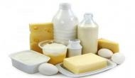 Dairy products are low on Iodine, here's why it matters