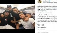 Ricky Martin, Luis Fonsi head to Puerto Rico to aid Hurricane Maria victims
