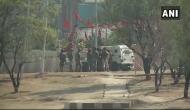 श्रीनगर: BSF कैंप पर हमला करने वाले तीनों आतंकी ढेर, दो जवान भी शहीद