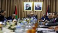 Palestine cabinet pledges to end split with Hamas