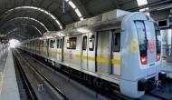 Delhi Metro: Driverless train crashes into wall and breaks through boundary at Kalindi Kunj; see pics inside