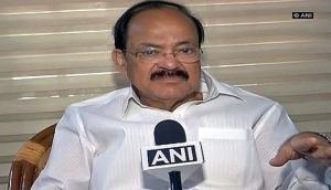 Vice President Venkaiah Naidu inaugurates Andhra NH projects