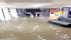 Hyderabad: Three dead as heavy rain halts life