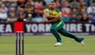 Dane Paterson in for injured Morne Morkel for second Test against B'desh