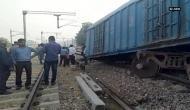 यूपी में फिर हुआ रेल हादसा, मथुरा में ट्रेन के 3 डिब्बे पटरी से उतरे