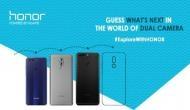 Honor 9: चार कैमरों वाला स्मार्टफोन 5 अक्टूबर को भारत में होगा लॉन्च!
