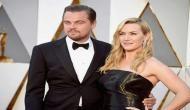 Kate Winslet confesses she 'never fancied' Leonardo DiCaprio