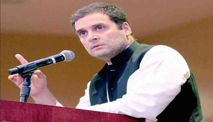 Rahul Gandhi likely to be elected as Congress president post Diwali