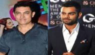 टीम इंडिया कैप्टन विराट कोहली के बारे में बोले आमिर खान