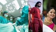 Baahubali Brain Surgery: Doctors screen Prabhas - Anushka Shetty blockbuster while performing a critical brain surgery, but why?