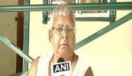 Fodder scam: Lalu Yadav sentencing deferred again