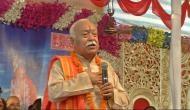मोहन भागवत का ऐलान: हिंदुस्तान 'हिंदू राष्ट्र', यहां रहने वाला हर कोई हिंदू