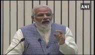 Prime Minister Narendra Modi stresses on good governance, public participation for rural development
