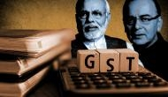 राहुल गांधी: जीएसटी पर झुकी मोदी सरकार लेकिन देश को नहीं चाहिए 5 टैक्स