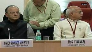 Arun Jaitley chairs 22nd GST Council in Delhi