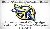 International Campaign to Abolish Nuclear Weapons wins 2017 Nobel Peace prize award