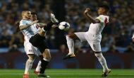 Argentina on brink of World Cup elimination post Peru draw
