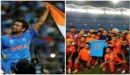 FIFA U-17 WC: 'Go India, enjoy your game and chase the dream', says Sachin Tendulkar
