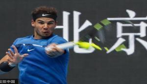 Rafael Nadal cruises to China Open semis