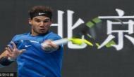Rafael Nadal marches into Paris Masters quarters