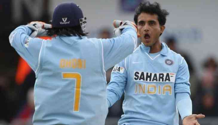 Sourav Ganguly Made A Big Sacrifice For MS Dhoni: Virender Sehwag