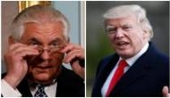 'Nothing has changed' between Donald Trump and Rex Tillerson: White House