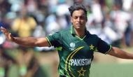 Shoaib Akhtar recalls hitting batsman with his express pace in county cricket, says 'thought this guy is dead'