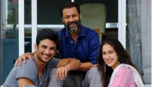 Revealed: Here is the first look of Sara Ali Khan from Kedarnath