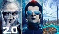 2.0 Box Office Collection Day 4: रजनी-अक्षय की '2.0' ने वीकेंड पर मचाया धमाल, 300 करोड़ कमाकर बनाया बड़ा रिकॉर्ड