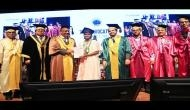 Dr. Ali Hamsa, Chief Secretary to Government of Malaysia at 7th Convocation Day celebrations of Crescent University