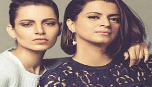Kangana's sister hits back at Farhan, Sonam and Karan for supporting Hrithik